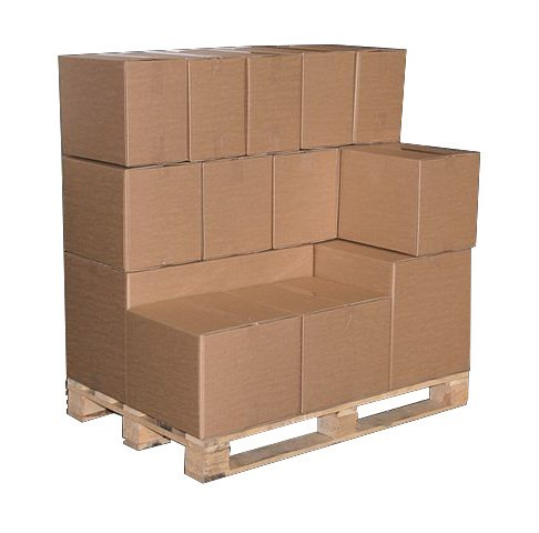 Eurofit double wall cartons
