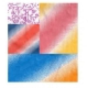 Blue or Pink Patterned