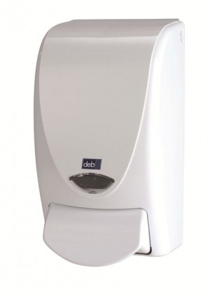 Washroom skin hygiene