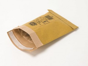 Paper padded bag