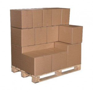 Eurofit double wall cartons