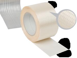 Reinforced filament tape