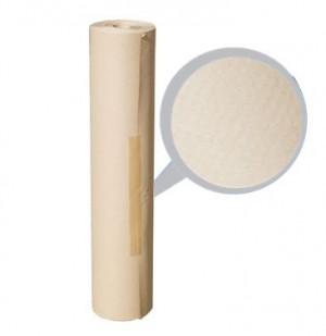 Globular embossed paper rolls