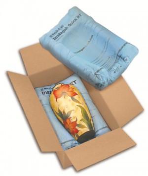 Instapak Quick foam cushions