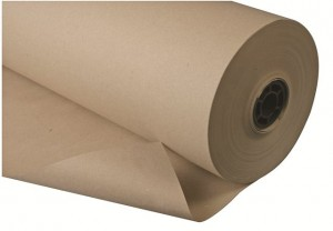 UG plain imitation kraft roll