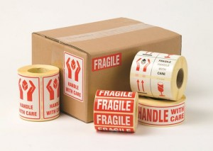 Parcel labels