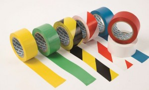 Line Marking - Hazard Tape