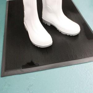 rubber boot dip mat