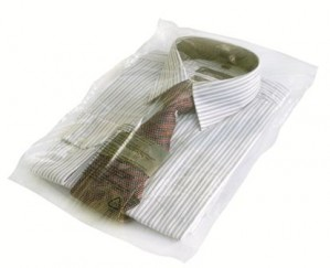 Shirt Bags - Poly Prop S/Seal