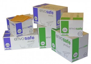 Envosafe™ bubble lined postal bags