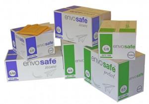 Envosafe™ bubble lined postal bags