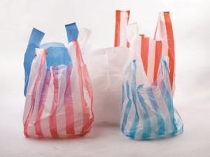 H.D. Vest Style Carrier bags